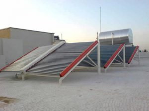 All Solar Thermal Solution