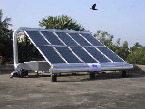 Solar Dryer Solution
