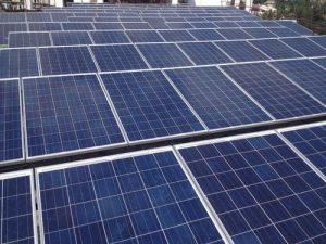 Solar Power Plant Solution